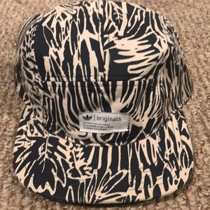 Adidas 5 panel hat